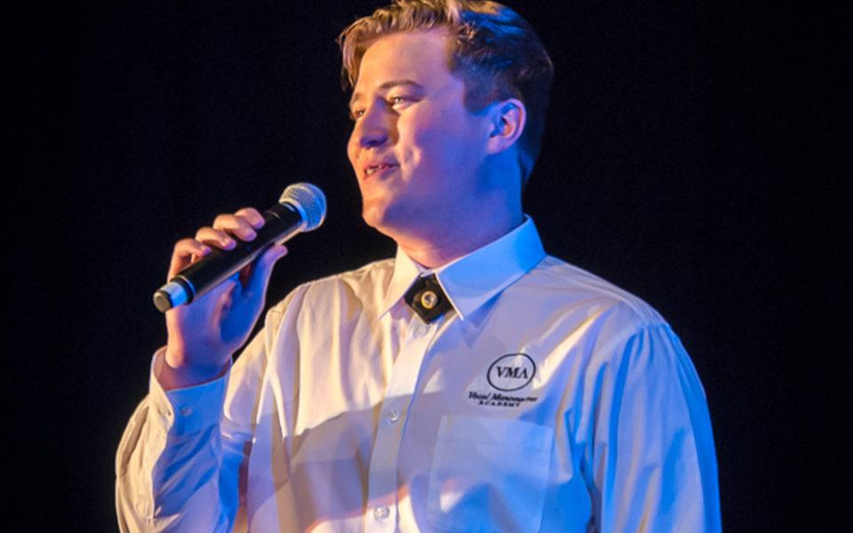 Chorister Profile - Jeremy Saywell