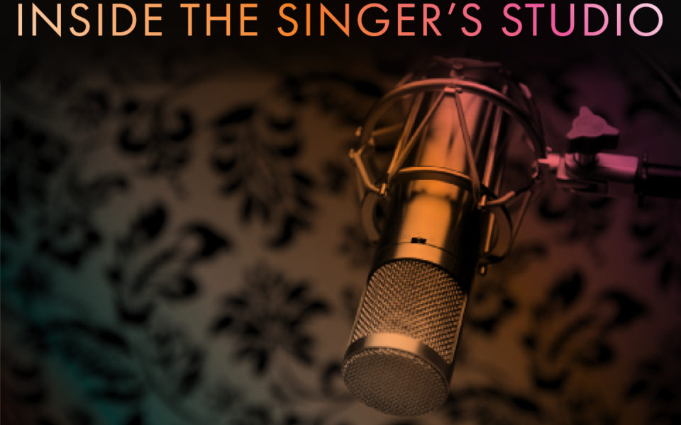Inside the Singers Studio