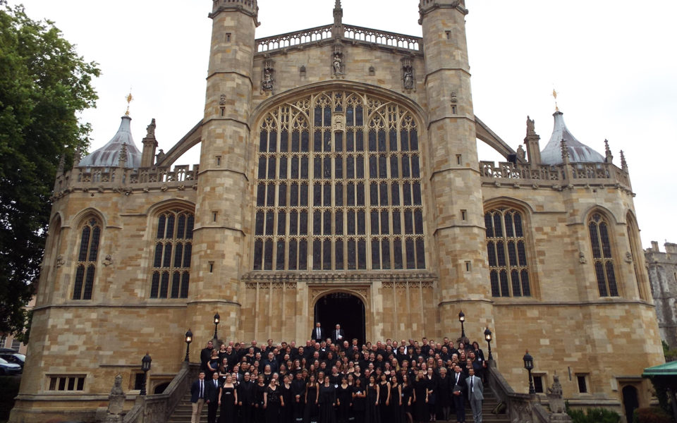 The King's Singers Summer School, UK