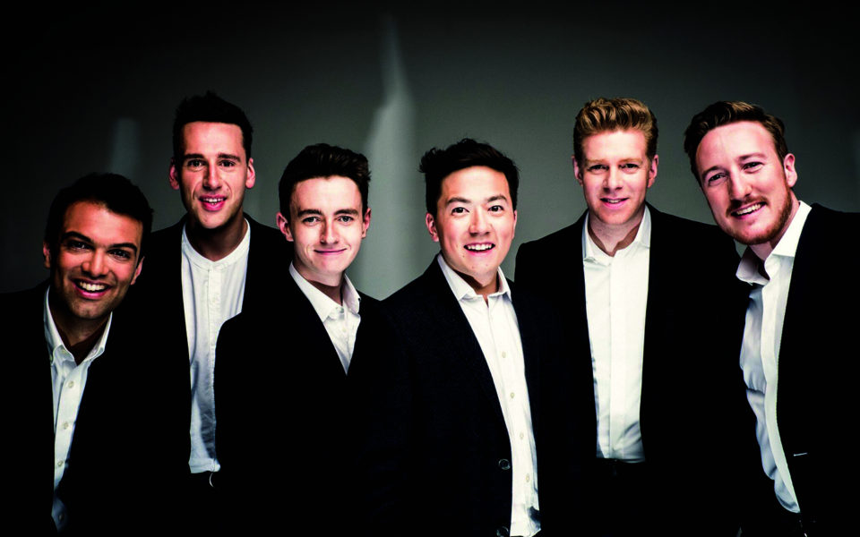 Interview with Timothy Wayne-Wright of The King's Singers