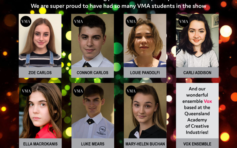 Congratulations to our amazing performers