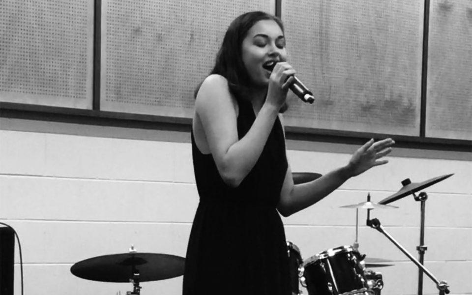 Chorister Profile - Emma Bell
